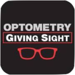 Optometry Giving Sight Logo
